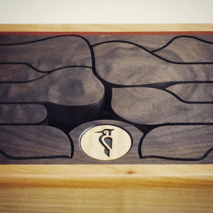 WoodPack® AfroBlue